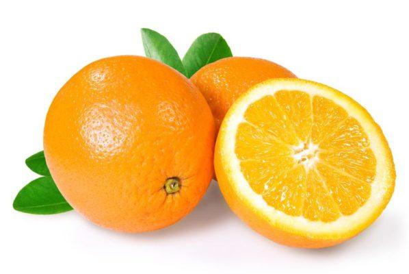 Oranges  découpé accueil